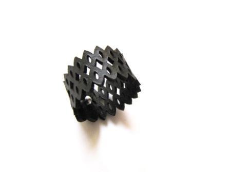 MADEO - טבעת עור ממוחזר