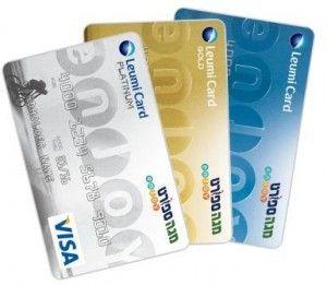 כרטיס אשראי מגה ספורט ENJOY