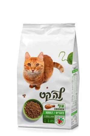 לה קט מזון חתולים